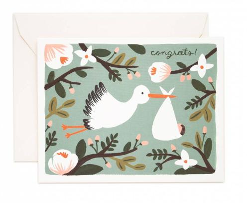 Congrats Stork