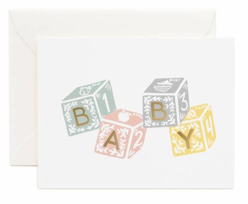 Baby Blocks - 1