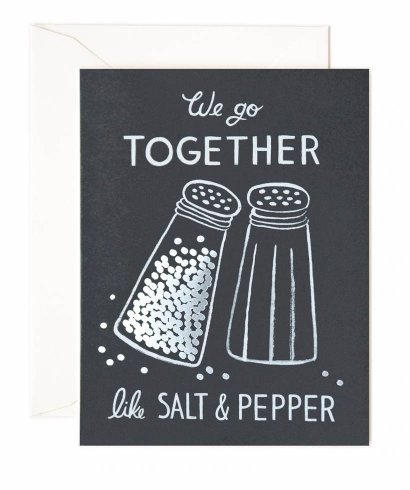 Salt & Pepper - 1