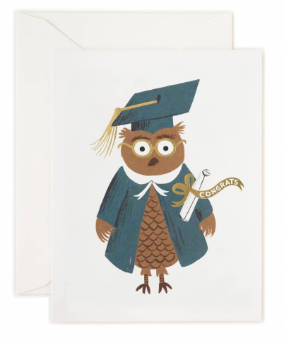 Congrats Owl - 1