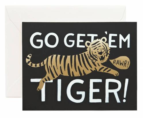 Go Get em Tiger