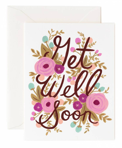 Get Well Soon Floral - 1