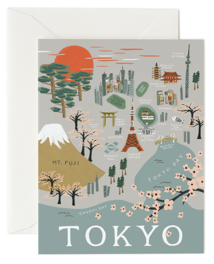 Tokyo Card