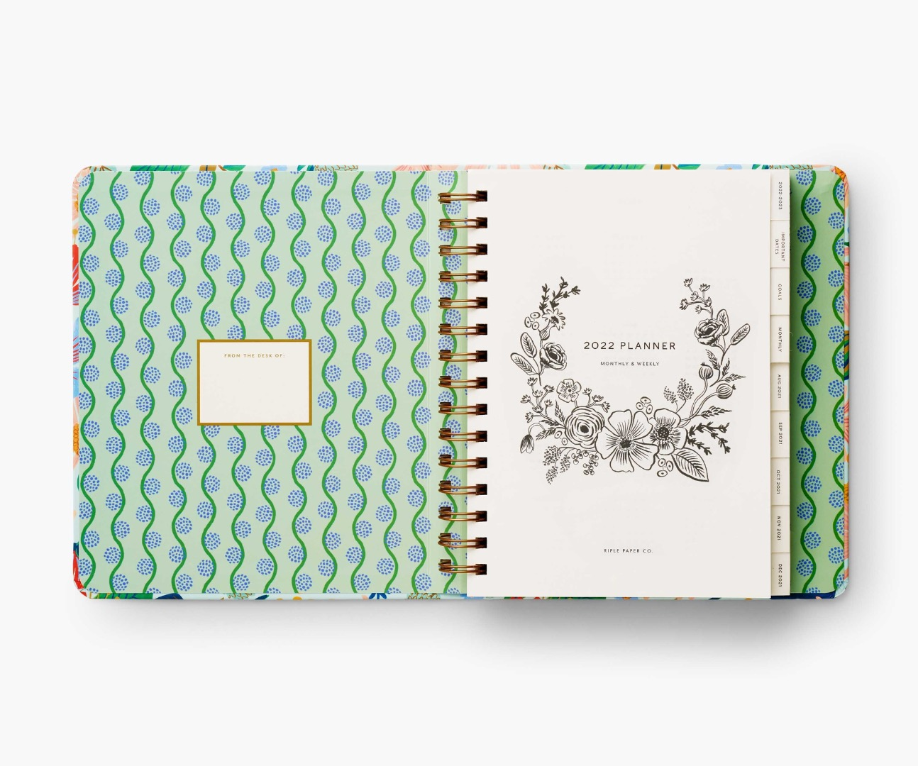 Dovecote Covered Planner 2