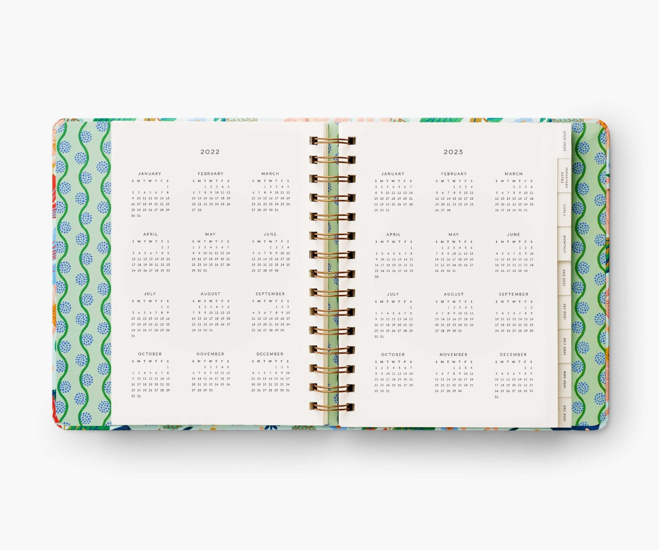 Dovecote Covered Planner 3
