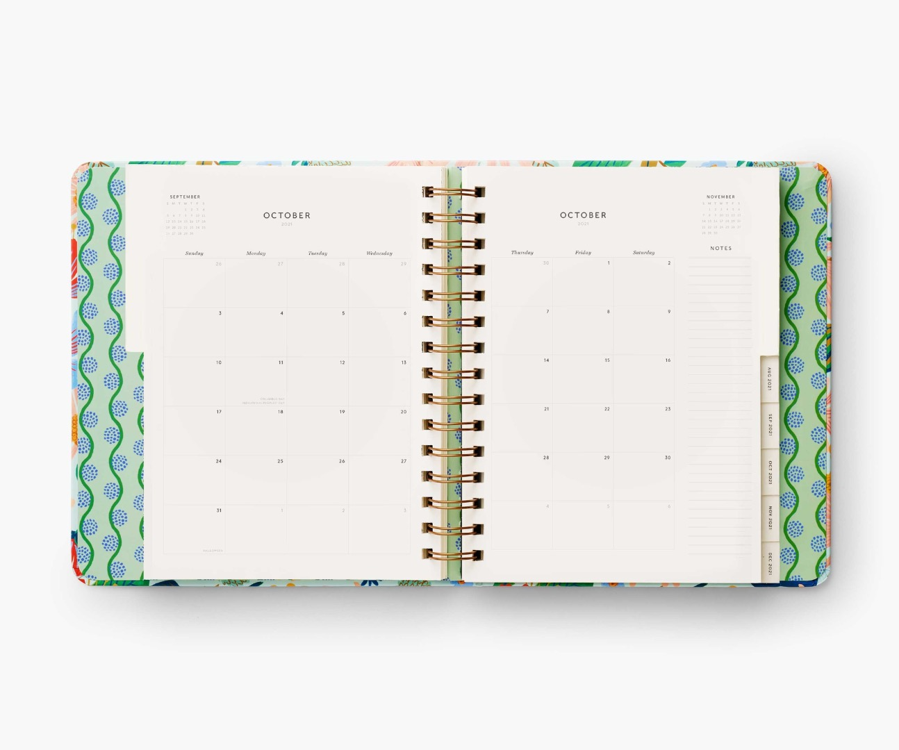 Dovecote Covered Planner 5