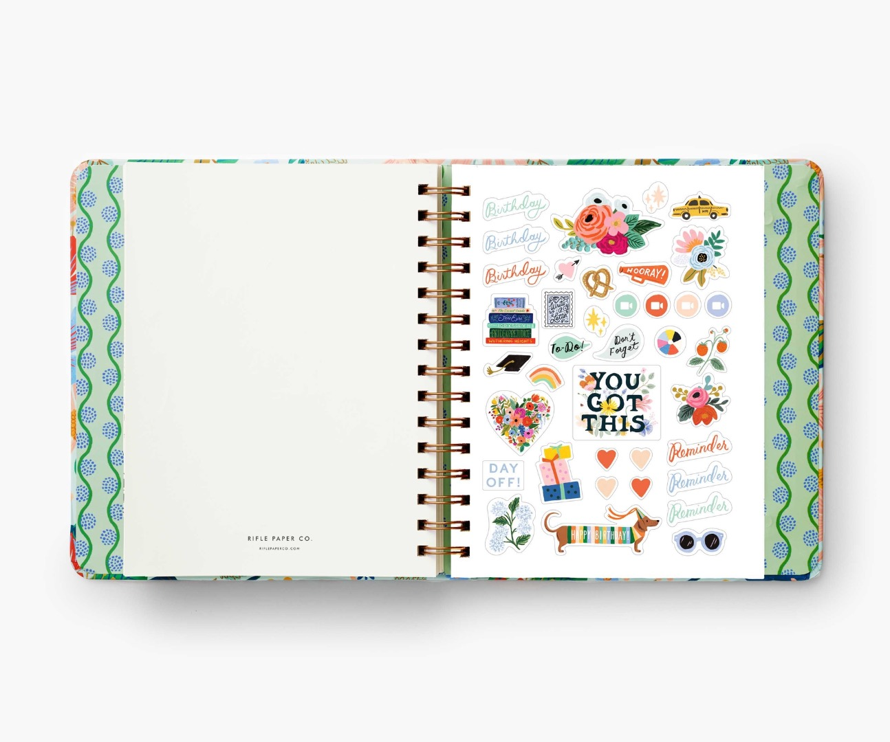 Dovecote Covered Planner 7