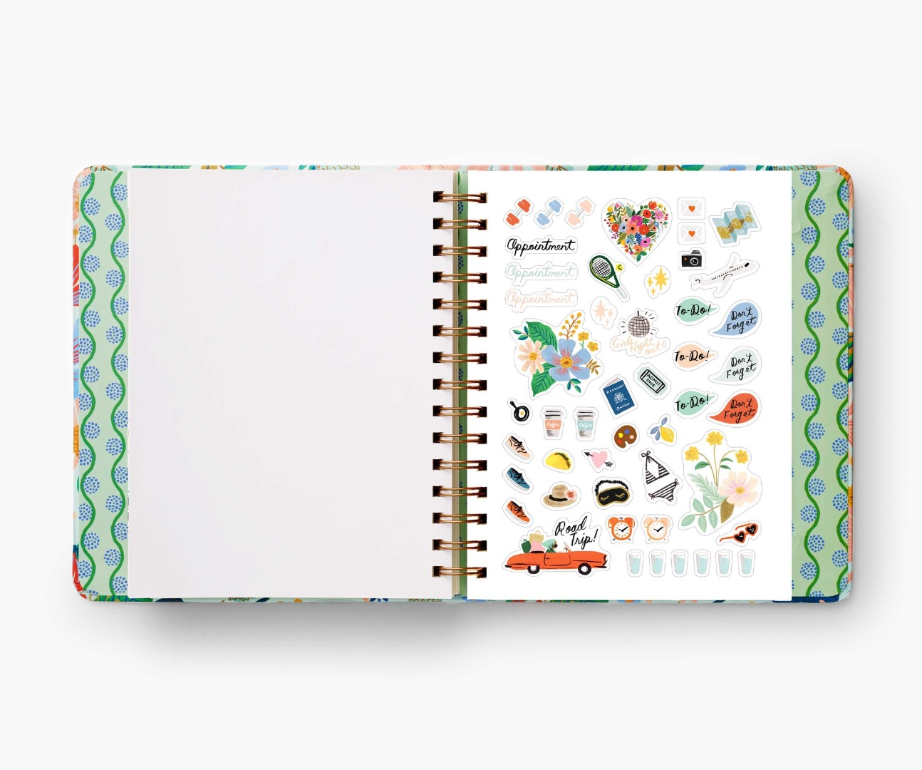 Dovecote Covered Planner 8