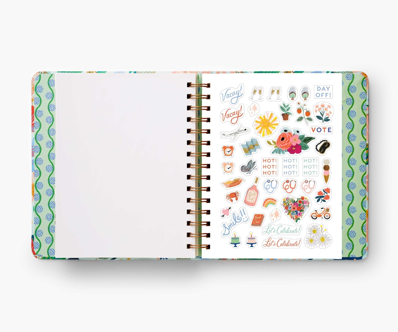Dovecote Covered Planner 9