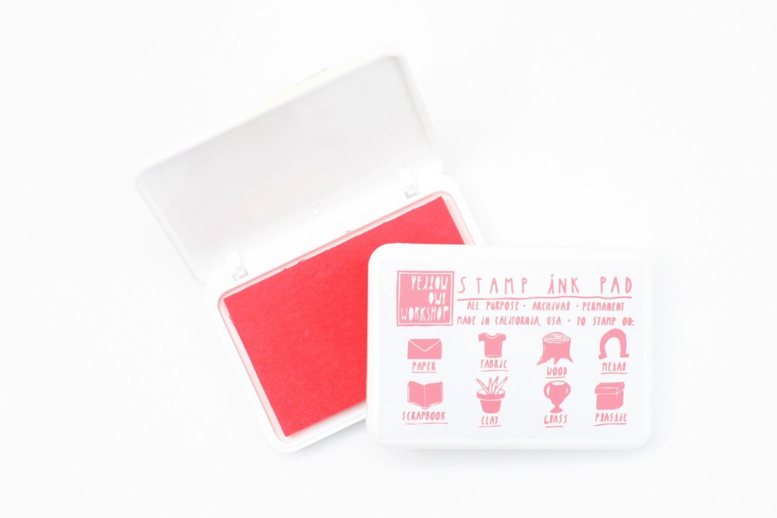Pink Ink Pad - 1