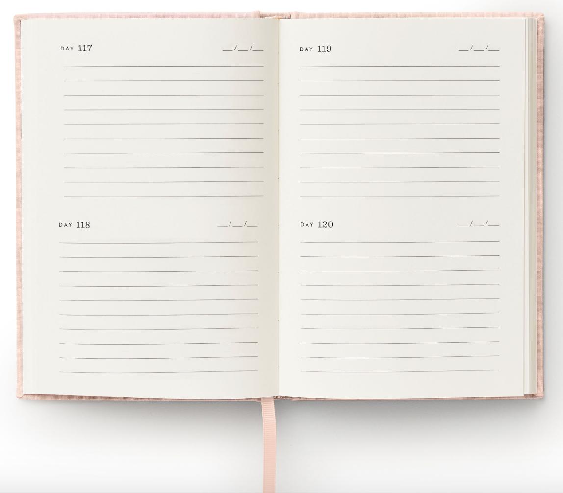 5 Year Keepsake Journal Set 10