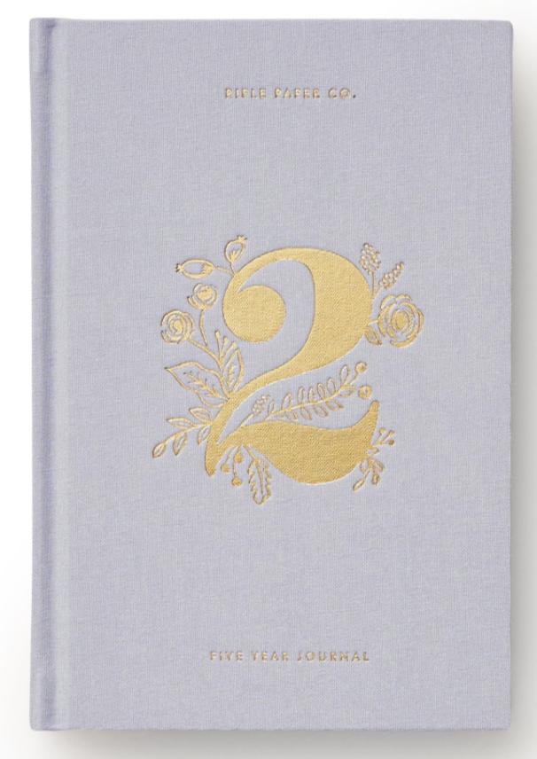 5 Year Keepsake Journal Set 3