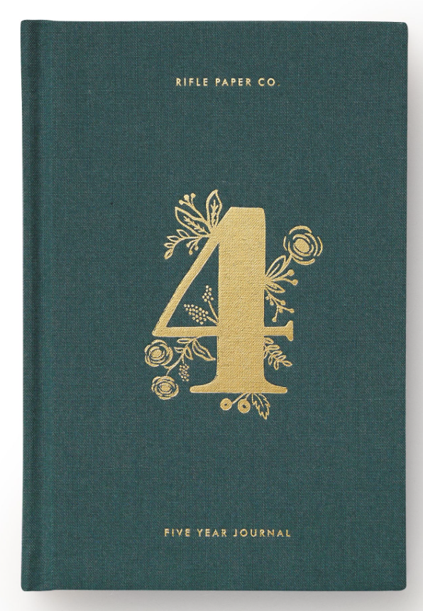 5 Year Keepsake Journal Set 5