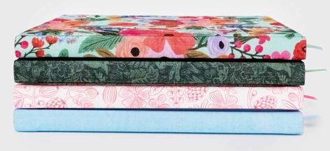 Garden Party Fabric Journal 4
