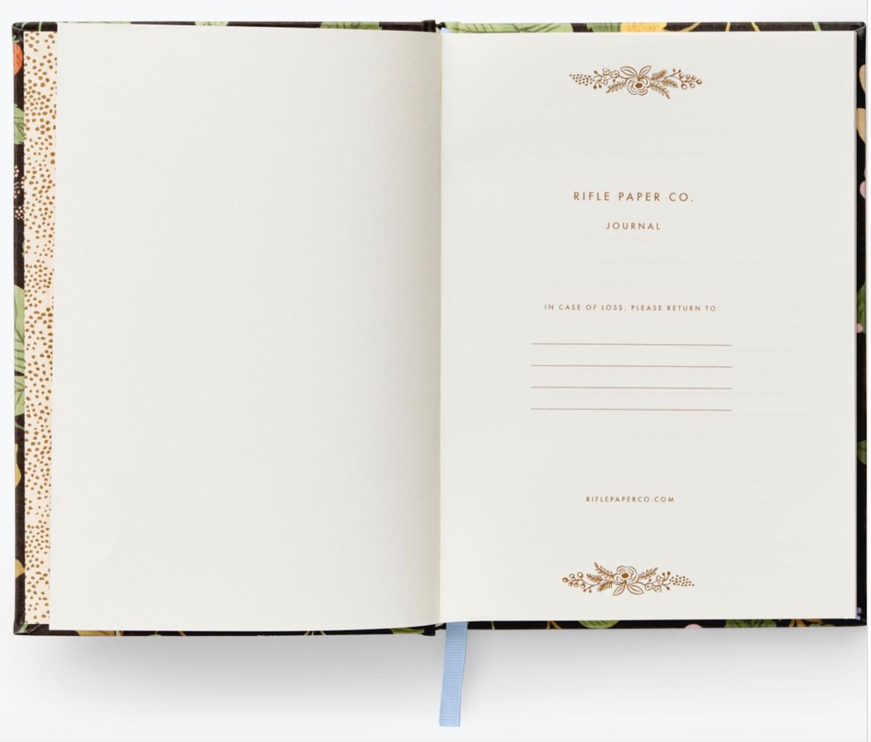 Strawberry Fields Fabric Journal 2