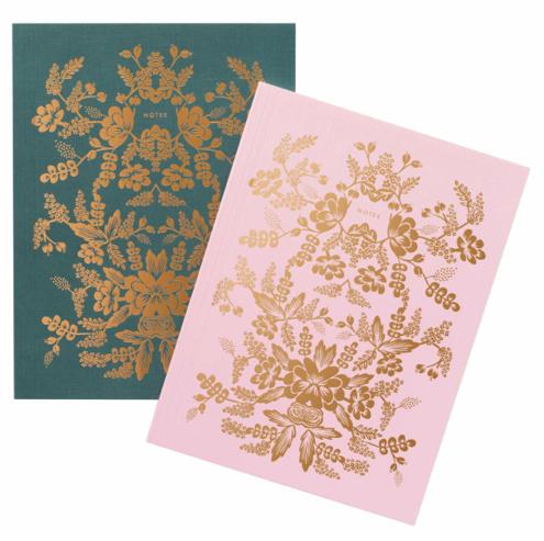 Rorschach Notebook Set - 2 Notizbücher - 1