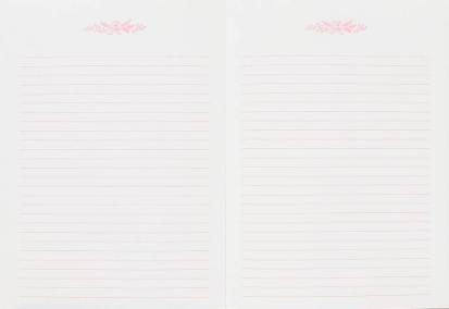 Jardin de Paris Memoir Notebook 3