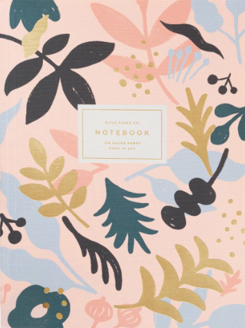 Sun Print Memoir Notebook - 1