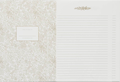 Sun Print Memoir Notebook