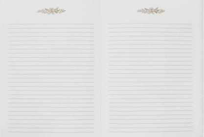 Sun Print Memoir Notebook - 3