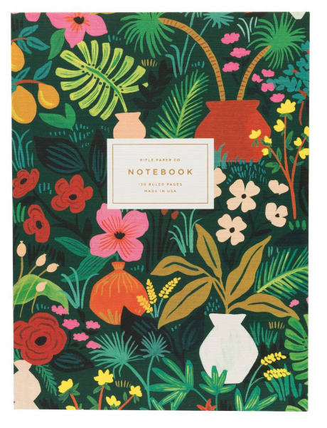 Terracotta Memoir Notebook