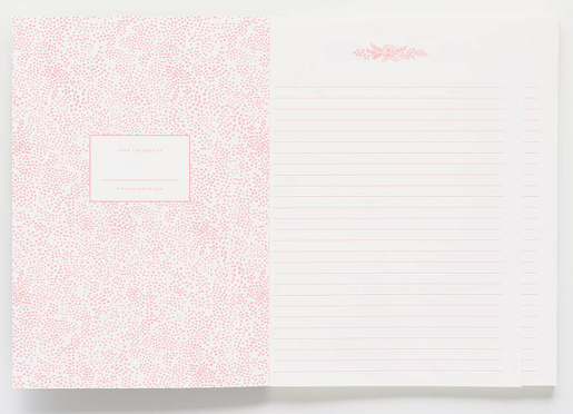 Juliet Rose Memoir Notebook 2