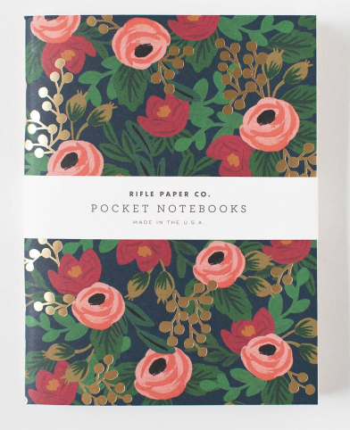 Rosa Pocket Notebooks 2