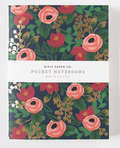 Rosa Pocket Notebooks - 2
