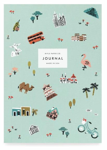 Wanderlust Journal - 1