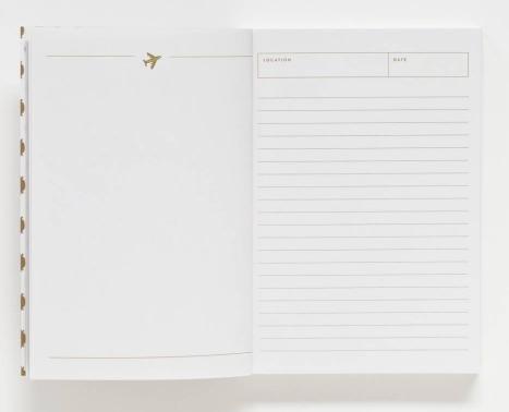 Wanderlust Journal - 3
