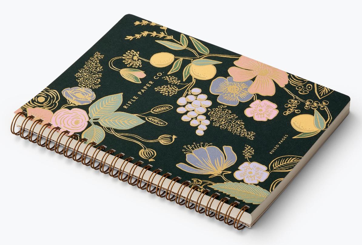 Colette Spiral Notebook 3