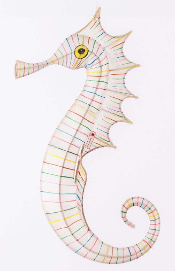Lampion Cheval De Mer Multicolor