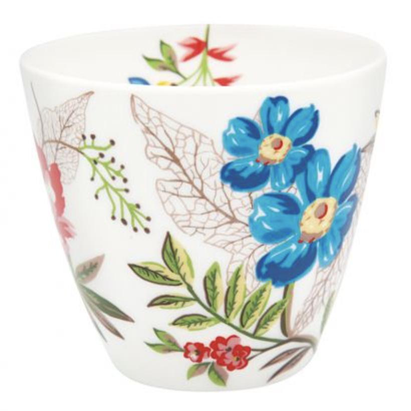 Latte Cup Ellen White