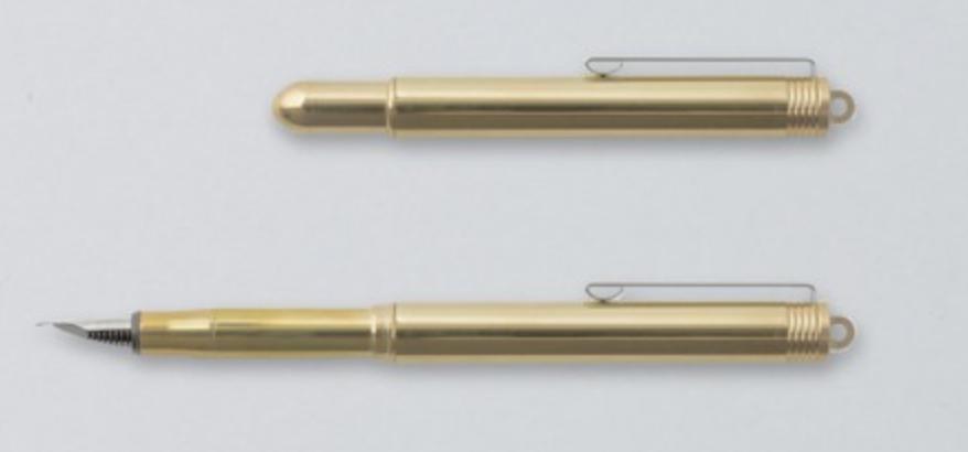 Midori Travelers Company Fountain Pen - 1