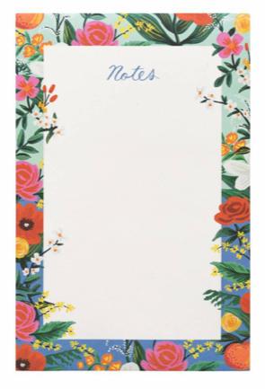 Orangerie Notepad - 1