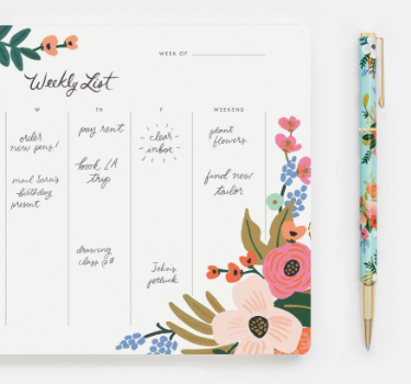 Lively Floral Pen 2