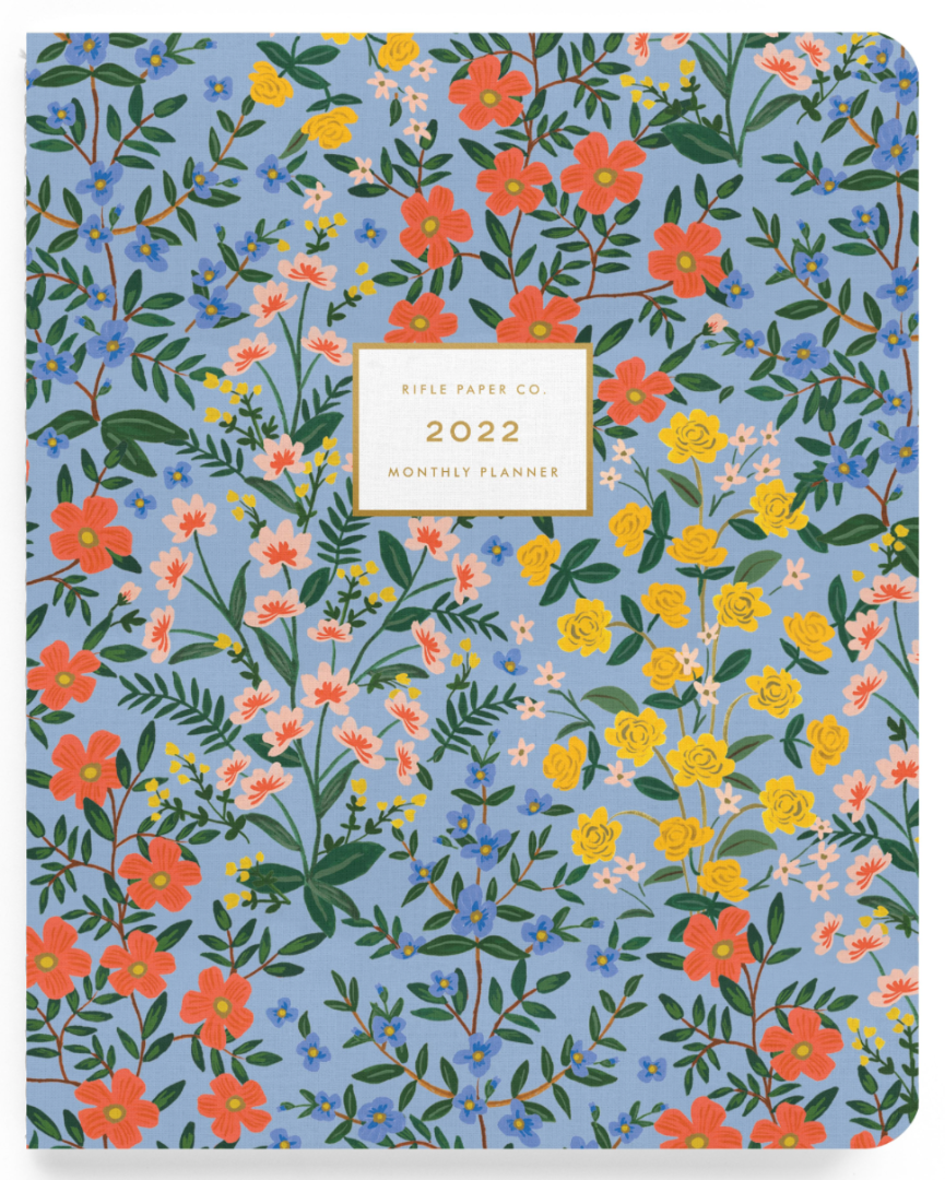 2022 Wildwood Appointment Notebook
