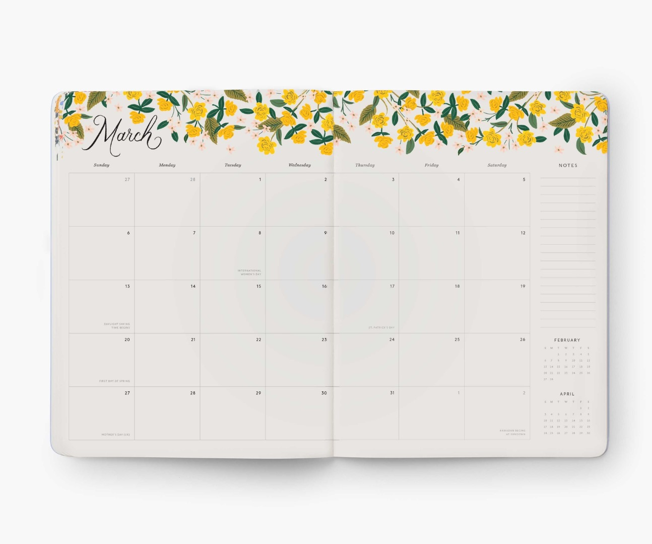 2022 Wildwood Appointment Notebook 4