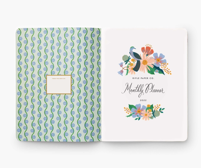 2022 Dovecote Appointment Notebook 2