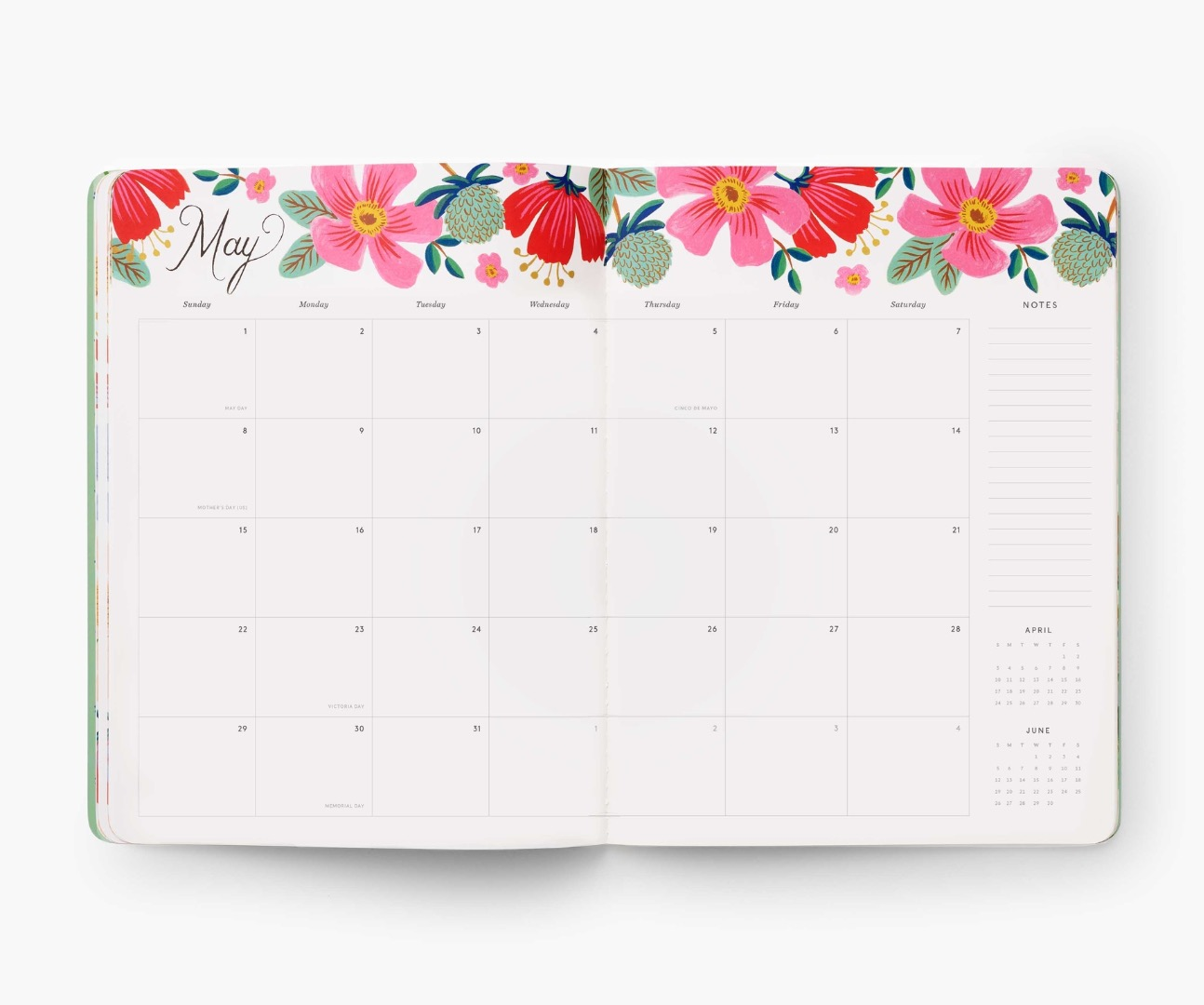 2022 Dovecote Appointment Notebook 4