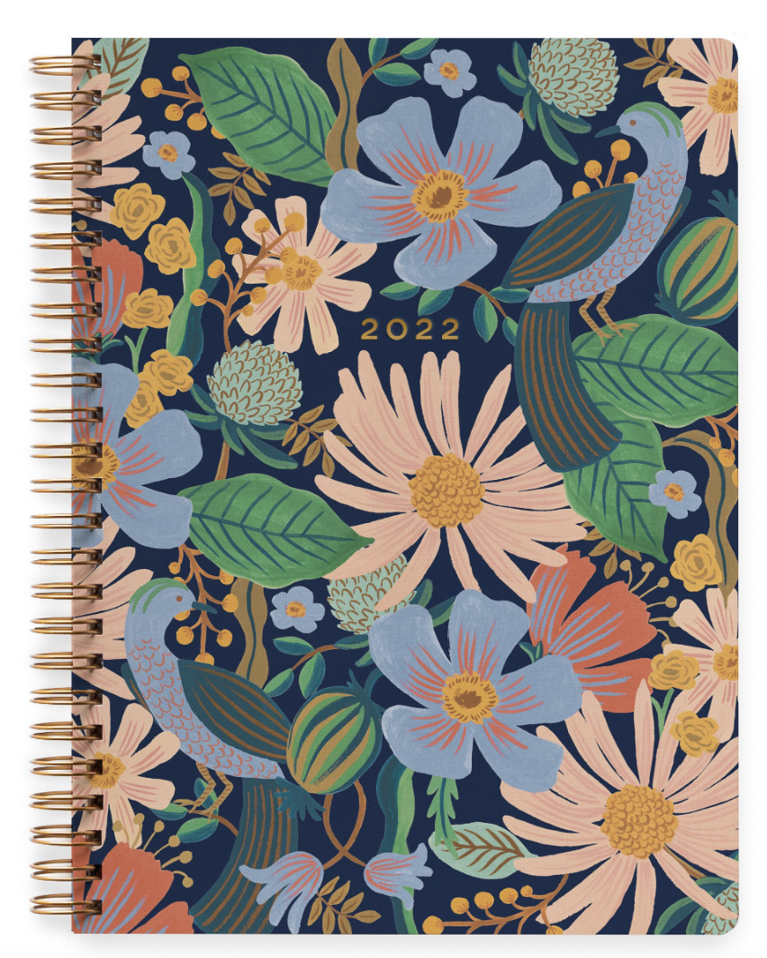 2022 Dovecote Softcover Spiral Planner