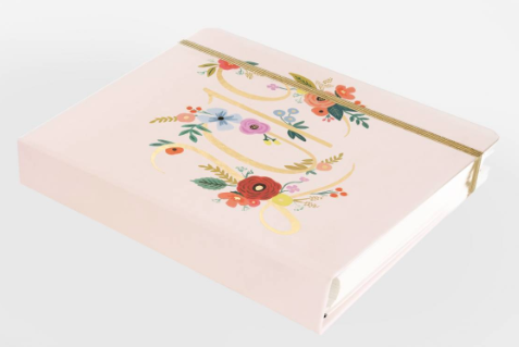 Bouquet Covered Planner - 17