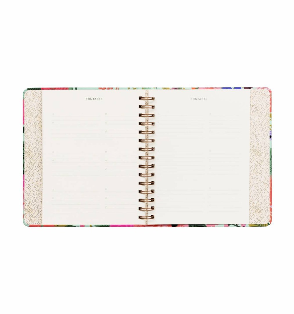 2020 Garden Party Covered Planner - 7