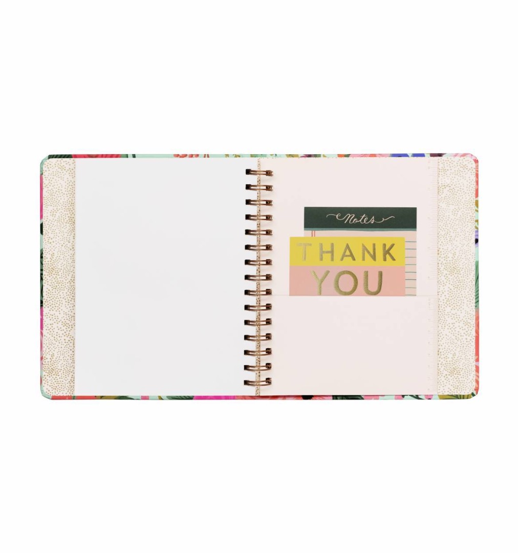 2020 Garden Party Covered Planner 11