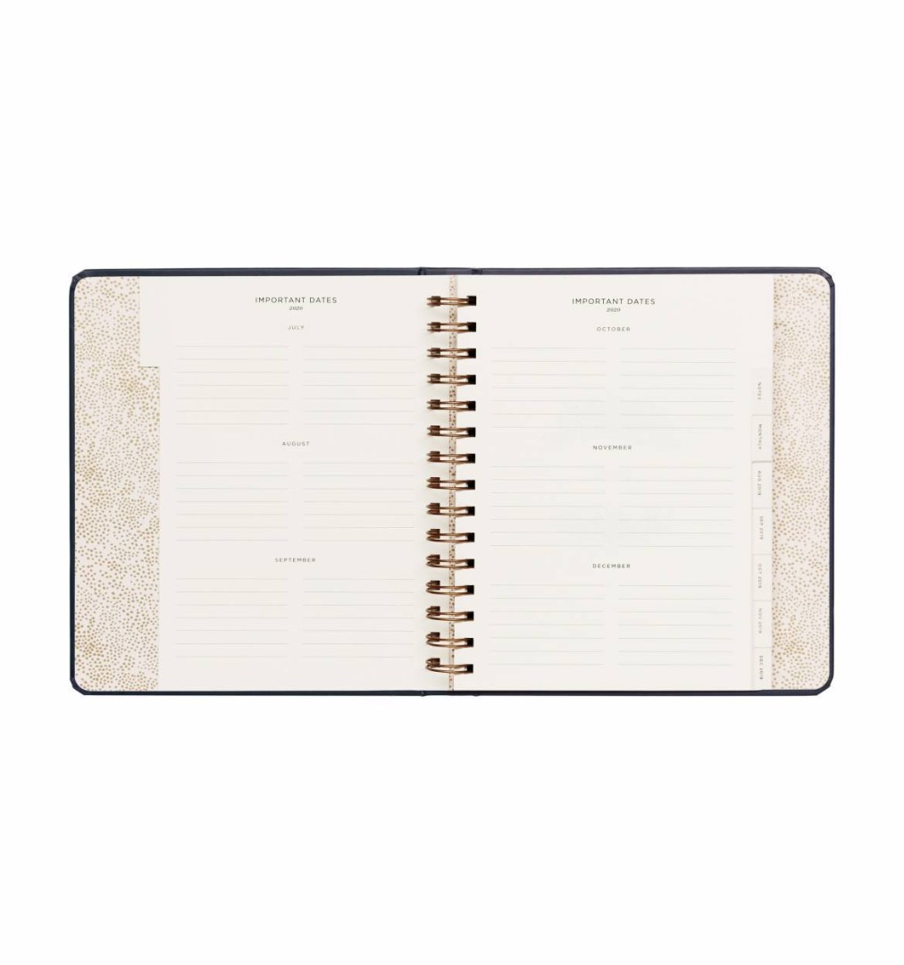 2020 Wild Rose Covered Planner 4