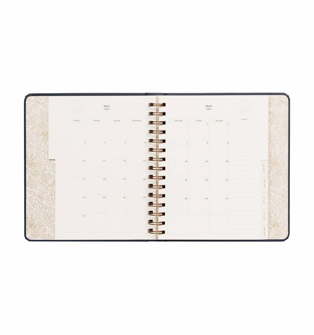 2020 Wild Rose Covered Planner 5