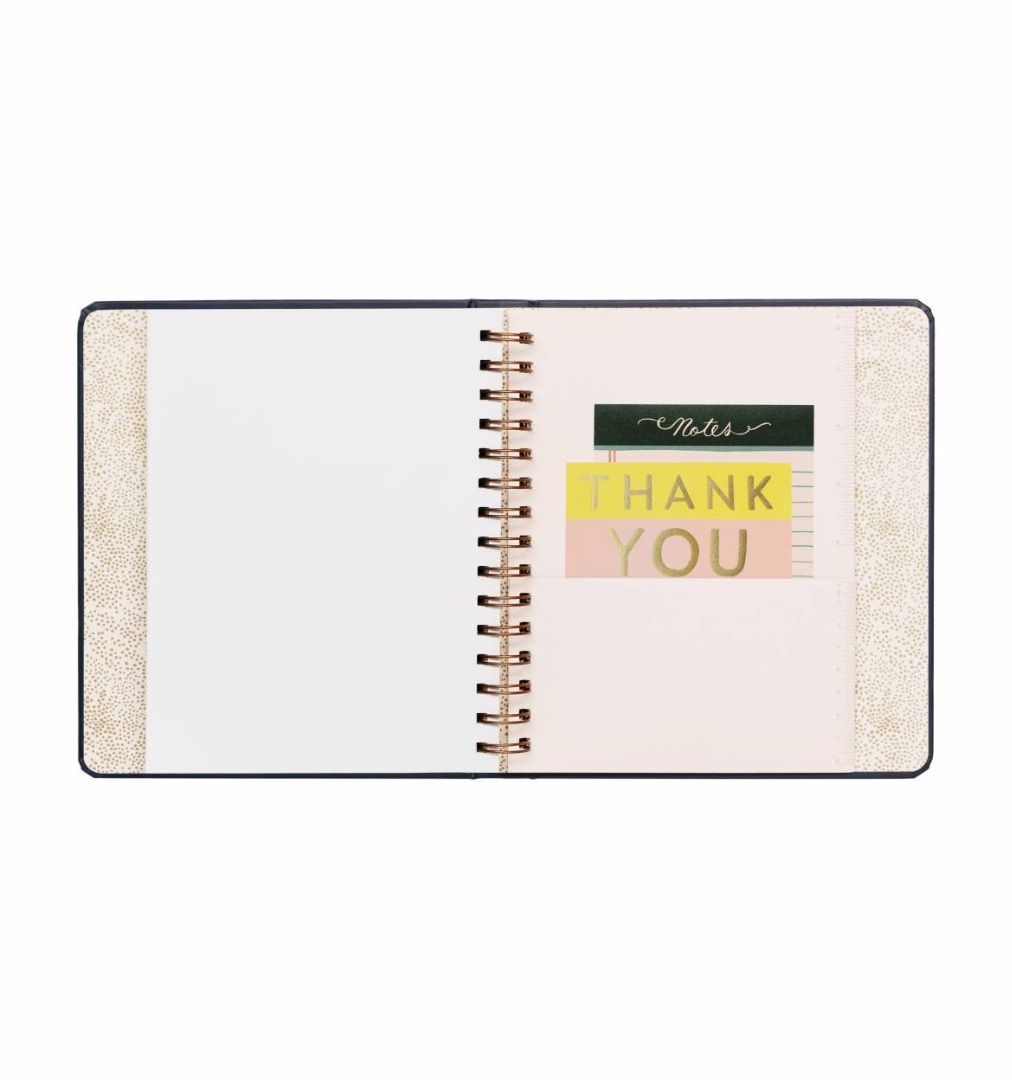 2020 Wild Rose Covered Planner 11
