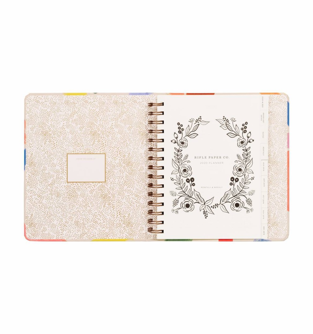 2020 Palette Covered Planner - 2