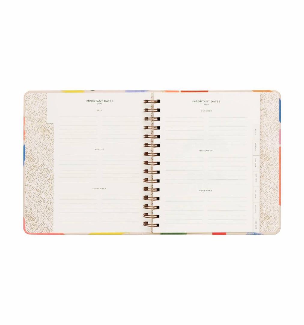2020 Palette Covered Planner 4