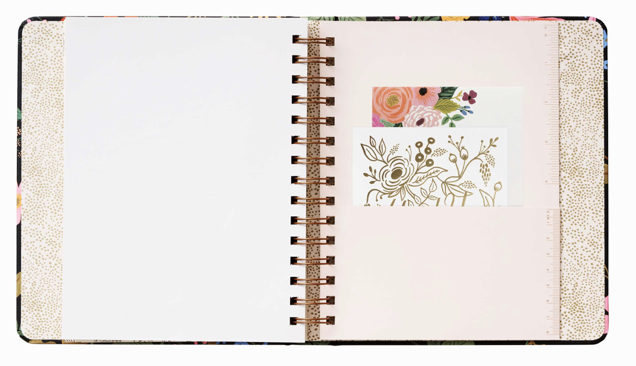 Strawberry Fields Covered Planner 7